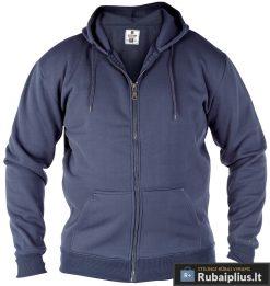 "Tamsiai mėlynos spalvos džemperis vyrams ""Cantor"" internetu pigiau"