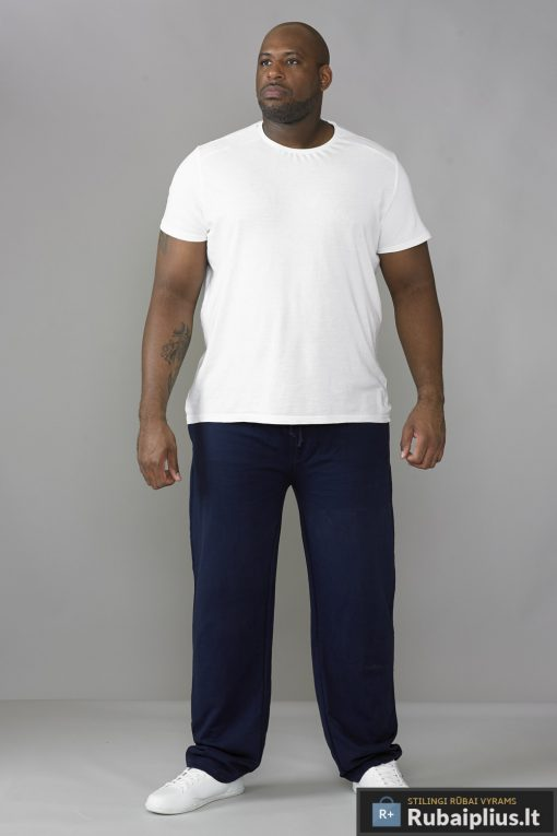 """Tamsiai mėlynos spalvos sportinės kelnės vyrams """"Rory"""" internetu pigiau"""