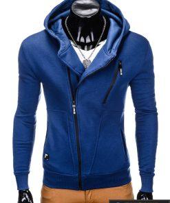 """stilingas Tamsiai mėlynas vyriškas džemperis vyrams """"Flow"""" internetu pigiau"""