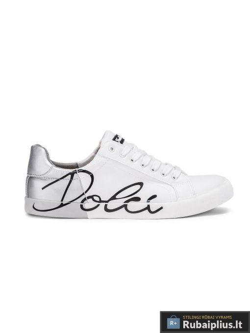stilingi baltos spalvos vyriški laisvalaikio batai vyrams internetu pigiau