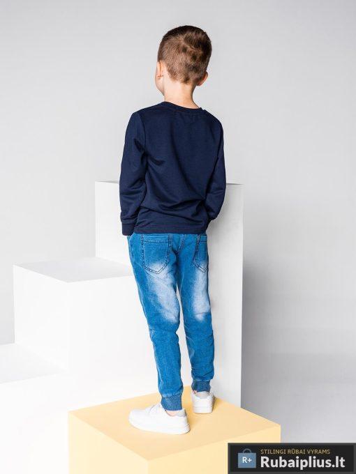 """Stilingos džinsinės kelnės berniukams """"B2"""" džinsai vaikams internetu pigiau"""