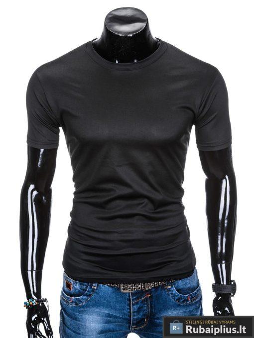 juodi-vyriski-marskineliai-vyrams-liro-S883-1