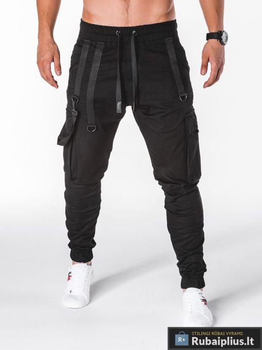 juodos-vyriskos-laisvalaikio-kelnes-vyrams-zulano-P716-1
