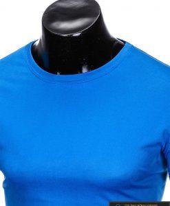 vyriški Mėlyni marškinėliai vyrams tinka sportui internetu pigiau
