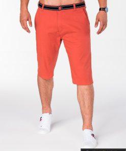 Oranžiniai šortai vyrams bridzai internetu pigiau Armin P402