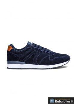 stilingi mėlyni vyriški sportiniai batai vyrams internetu pigiau