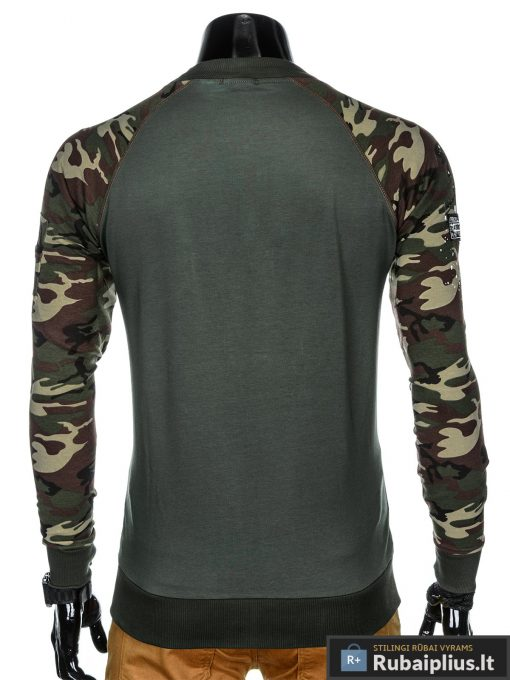 """stilingas Chaki spalvos vyriškas džemperis vyrams """"Fort"""" internetu pigiau"""