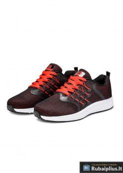 """Madingi juodi laisvalaikio vyriški sportiniai batai vyrams """"Laurini"""" internetu pigiau"""