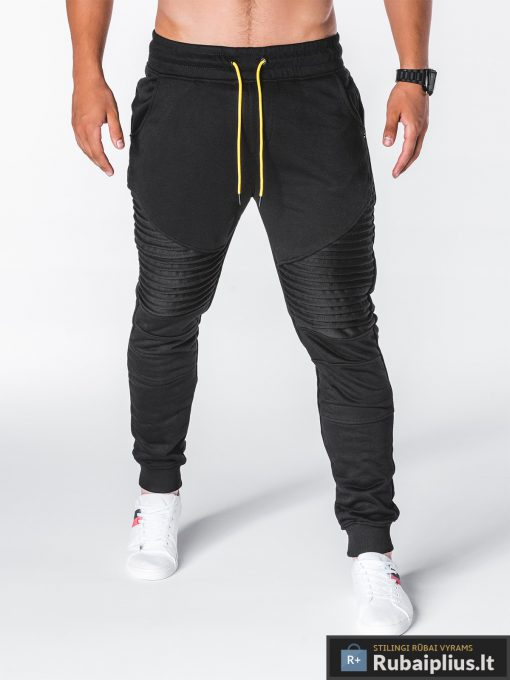 juodos-vyriskos-sportines-kelnes-ding-P644-1