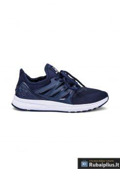 """Madingi vyriški tamsiai mėlyni sportiniai batai vyrams """"Master"""" internetu pigiau"""