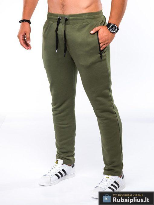 """stilingos vyriškos Chaki sportinės kelnės vyrams """"Kalif"""" internetu pigiau"""
