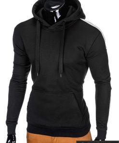 """madingas Juodas vyriškas džemperis """"Niro"""" internetu pigiau"""