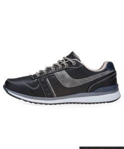 Madingi Juodi laisvalaikio batai vyrams