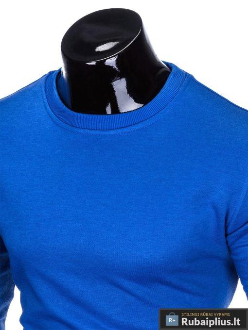 """stilingas Vienspalvis Mėlynas vyriškas džemperis """"Rool"""" internetu pigiau"""