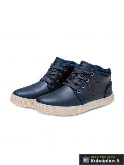 """stilingi Tamsiai mėlyni laisvalaikio batai vyrams """"Arigo"""" internetu pigiau"""