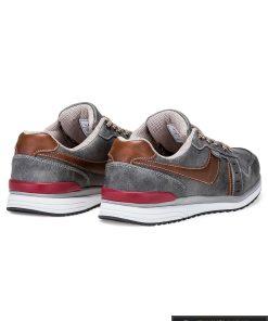 Madingi pilki laisvalaikio batai vyrams