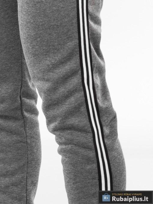 """madingos Tamsiai pilkos sportinės kelnės vyrams """"Tofi"""" internetu pigiau"""