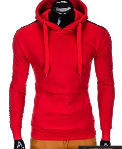 """madingas tamsiai mėlynas vyriškas džemperis """"Grano"""" internetu pigiau"""