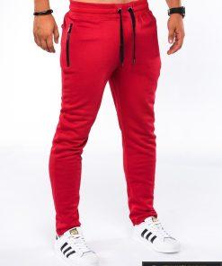 """stilingos vyriškos Raudonossportinėskelnės vyrams """"Kalif"""" internetu pigiau"""