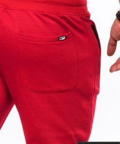 stilingos vyriškos Raudonossportinėskelnės vyrams