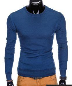 """Vienspalvis Tamsiai mėlynas vyriškas džemperis """"Rool"""" internetu pigiau"""