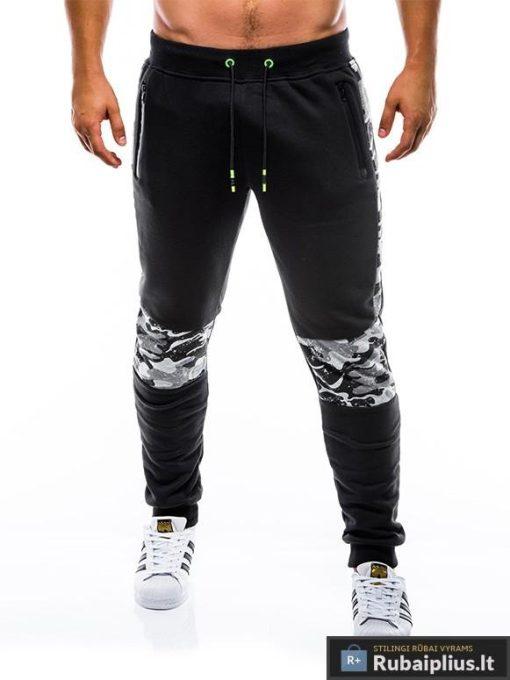 juodos-sportines-kelnes-vyrams-bufo-P767-1