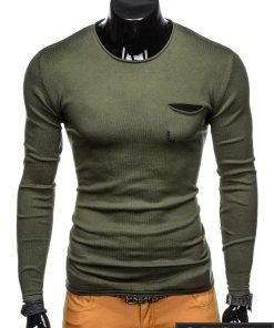 """Madingas chaki vyriškas megztinis vyrams """"Keso"""" internetu pigiau"""