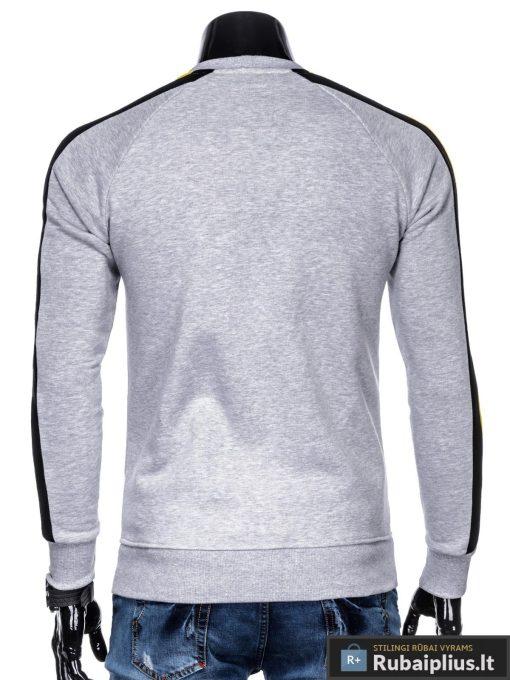 """stilingas Pilkas vyriškas džemperis vyrams """"Dorun"""" internetu pigiau"""