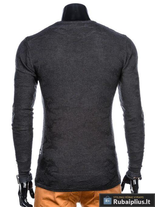 """Stilingas tamsiai pilkas vyriškas megztinis vyrams """"Fram"""" internetu pigiau"""