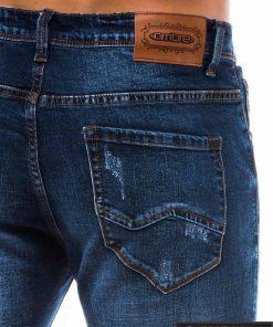 vyriški Stilingimėlyni džinsai vyrams