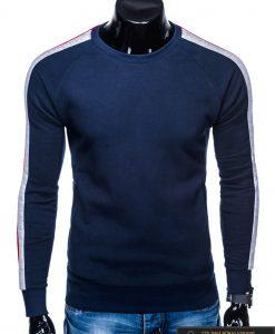 """stilingas Tamsiai mėlynas vyriškas džemperis vyrams """"Dorun"""" internetu pigiau"""