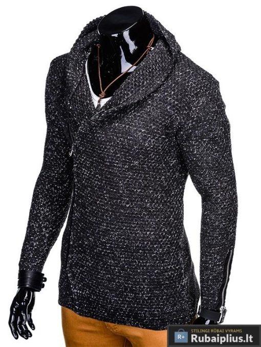 """Stilingas pilkas vyriškas megztinis vyrams """"Emin"""" internetu pigiau"""