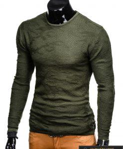 "E115CH, Stilingas Chaki vyriškas megztinis vyrams ""Fram"" internetu pigiau"