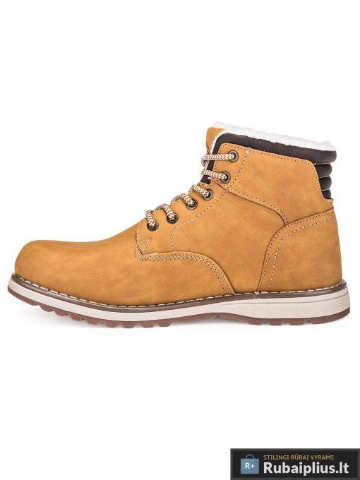 """T248RUD, stilingi vyriški Rudi žieminiai batai vyrams """"Futsi"""" internetu pigiau"""