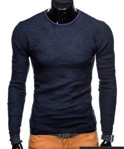 "E115TM, Stilingas tamsiai mėlynas vyriškas megztinis ""Fram"" internetu pigiau"