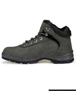 T250TP, stilingi vyriški Tamsiai pilki žieminiai batai vyrams