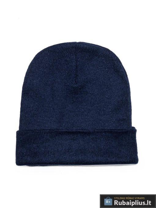 "viriska vienspalvė tamsiai mėlyna kepurė vyrams ""Fax"" internetu pigiau"