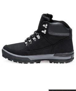 vyriski laisvalaikio Juodi žieminiai batai vyrams