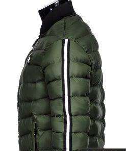 Stilinga chaki rudeninė-pavasarinė vyriška striukė vyrams Horton internetu pigiau C378CH šonas