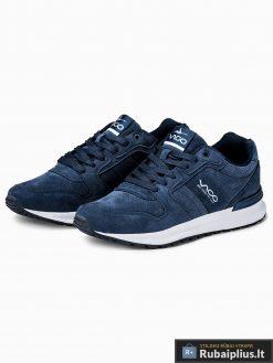 """stilingi vyriski laisvalaikio Tamsiai mėlyni sportiniai batai vyrams """"Fredi"""" internetu pigiau T257TM"""