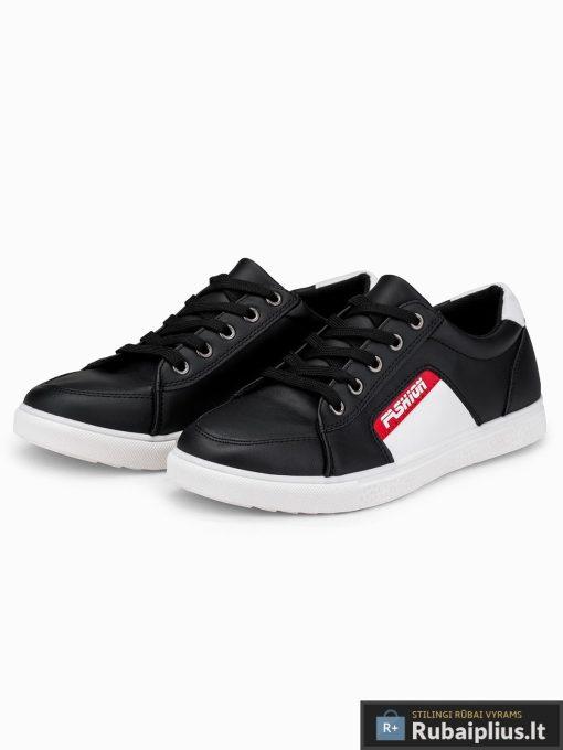 Juodi laisvalaikio batai vyrams internetu pigiau T273J pora