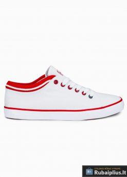Vyriski sportba�iai balti laisvalaikio batai vyrams internetu pigiau T302B vienas