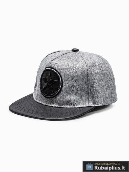 Beisbolo pilka vyriška kepurė su plokščiu snapeliu vyrams internetu pigiau H033