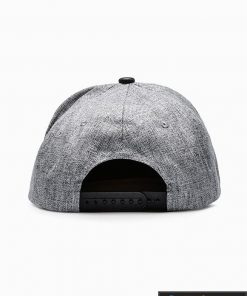 Beisbolo pilka vyriška kepurė su plokščiu snapeliu vyrams internetu pigiau H033 iš galo
