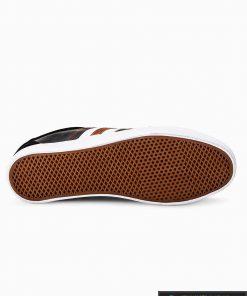 Vyriski juodi laisvalaikio batai vyrams internetu pigiau T306J padas