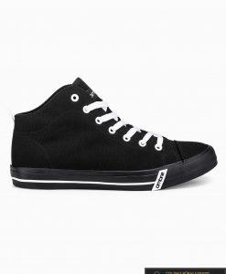 Vyriski sportbačiai juodi laisvalaikio batai vyrams internetu pigiau T304J vienas
