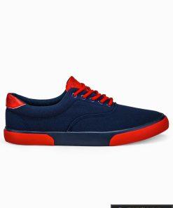 Stilingi sportiniai vyriski tamsiai mėlyni laisvalaikio batai vyrams internetu pigiau T300TM vienas
