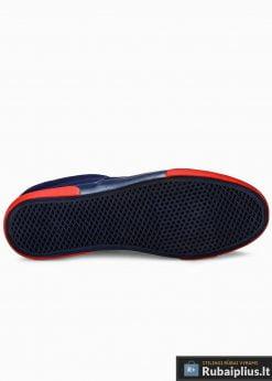 Stilingi sportiniai vyriski tamsiai mėlyni laisvalaikio batai vyrams internetu pigiau T300TM padas