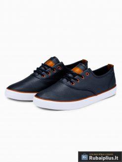 Vyriski tamsiai mėlyni laisvalaikio batai vyrams internetu pigiau T305TM pora