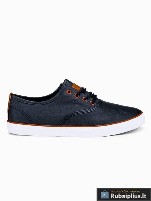 Vyriski tamsiai mėlyni laisvalaikio batai vyrams internetu pigiau T305TM vienas